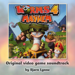 Worms 4 Mayhem - Original video game soundtrack