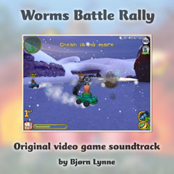 Worms Battle Rally - abandoned video game soundtrack