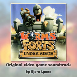 Worms Forts: Under Siege - Original video game soundtrack