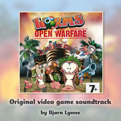 Worms Open Warfare - Original video game soundtrack