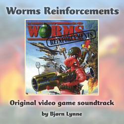 Worms Reinforcements - Original video game soundtrack
